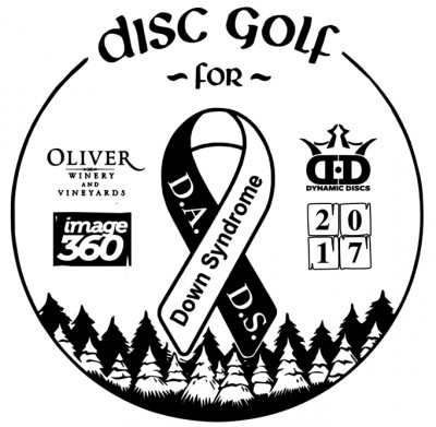 Disc Golf for Down Syndrome logo