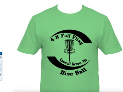 4-H Fall Fling Doubles Tournament logo