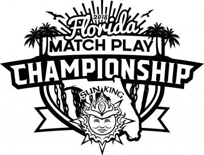 Sun King/Discraft present Florida Match Play Championships logo