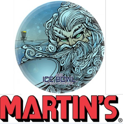 MRDGC Jesters Ice Bowl 2018 Sponsored by Martin's Foods logo