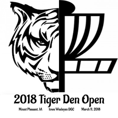 Tiger Den Open - Iowa Cup #3 logo