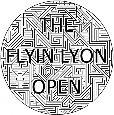 The Flyin Lyon Open logo