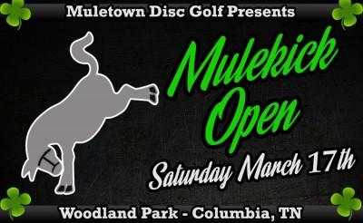 Mulekick Open logo