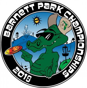 Barnett Park Championships presented by Orlando Disc Golf logo