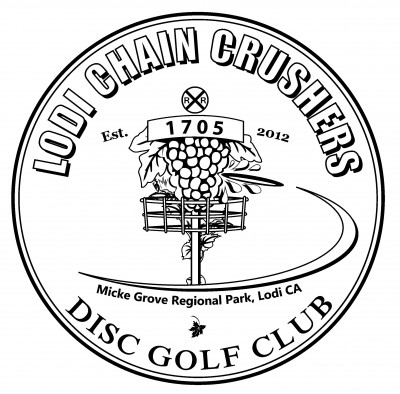 Lodi Chain Crushers 2018 Bag Tag Challenge presented by Legacy Discs logo