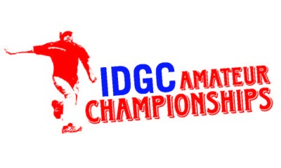 2018 IDGC Amateur Championships sponsored by Dynamic Discs logo