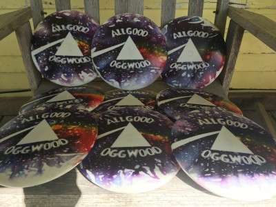 4th Annual AllGood at OggWood Driven by INNOVA logo