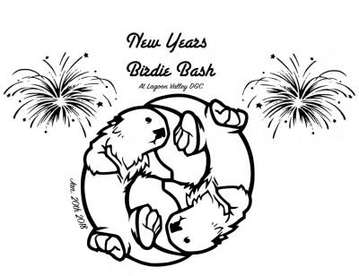 New Years Birdie Bash logo