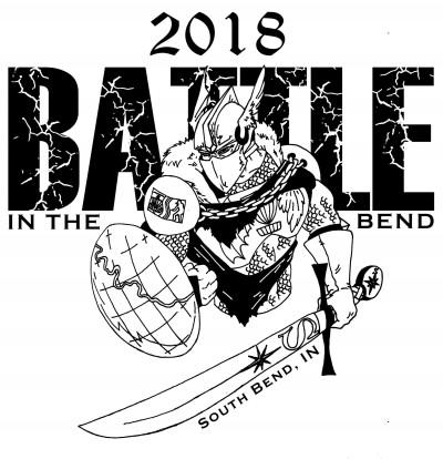 Battle in the Bend logo