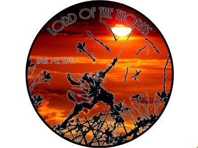 Lord of the Thorns III presented by Fair Winds Brewing Company - PRO Divisions and MA1 logo