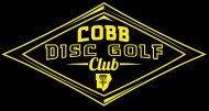 Cobb County Disc Golf Club Membership 2019 logo