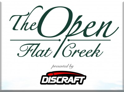 The Open at Flat Creek presented by Discraft logo