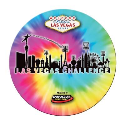 Las Vegas Challenge February Warm Up logo