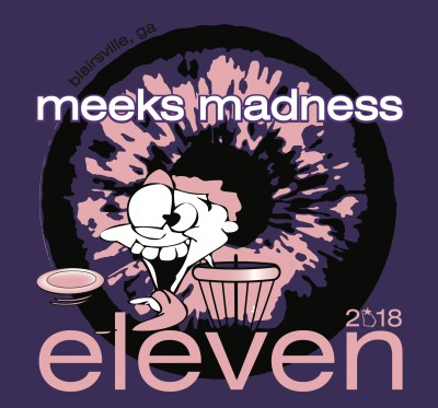 Meeks Madness Doubles logo