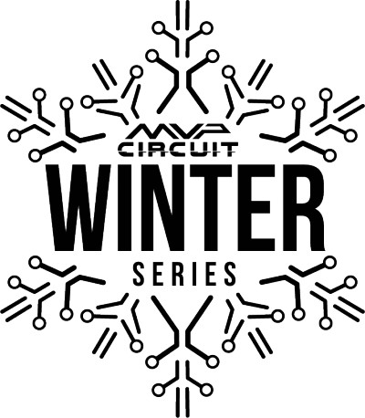 DeSoto County MVP Winter Series logo
