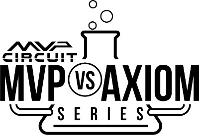 Lancaster MVP vs Axiom Fundraiser logo