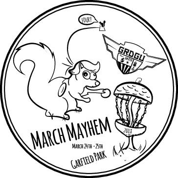 March Mayhem ( Pro, MA2, MA4, AMM, FA) logo
