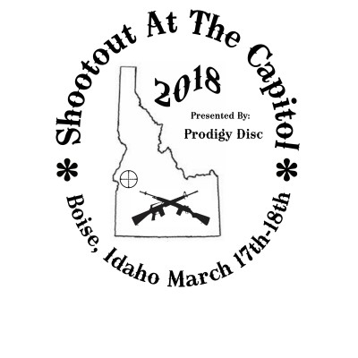 Shootout at the Capitol Presented: By Prodigy and 208 Disc logo