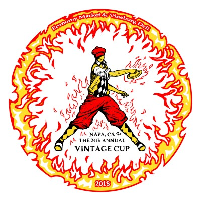 24th Annual Vintage Cup- Pro/Am logo