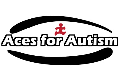 Aces for Autism - Sponsored By Dynamic Discs logo