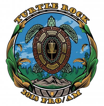 Turtle Rock Pro/Am logo
