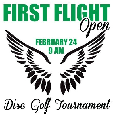 4th Annual  FIRST FLIGHT OPEN logo