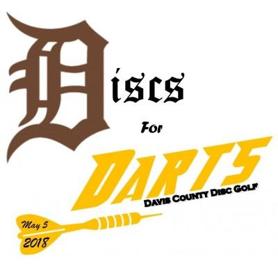 Discs for Darts - Throw to Grow #GrowTheSport logo