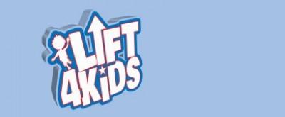 Lift 4 Kids logo