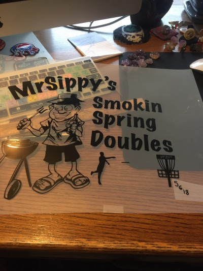 Mr. Sippys Smokin Spring Doubles logo