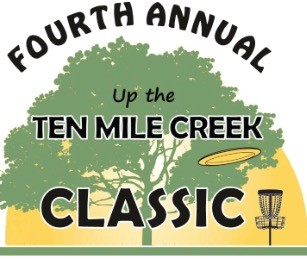 The Up the 10 Mile Creek Classic logo