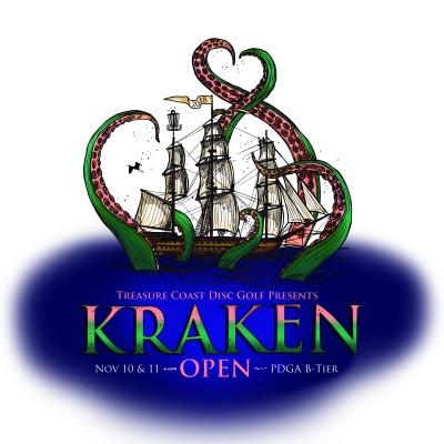2018 Kraken Open logo