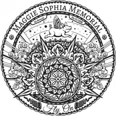 The Maggie Sophia Memorial presented by Innova Champion Discs logo