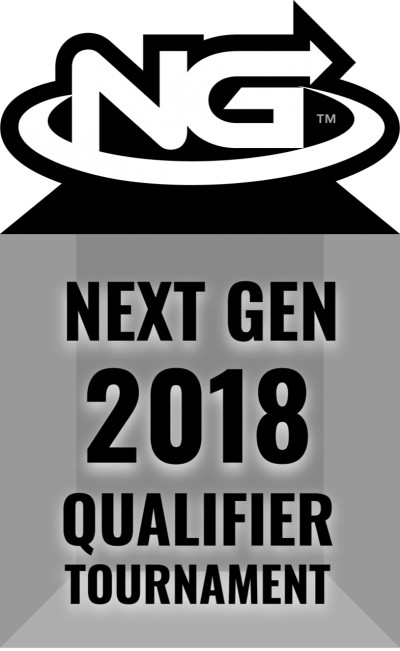 2018 NGT Qualifier - R6: Roots Disc Golf Park logo