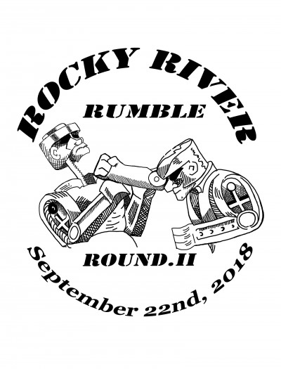Rocky River Rumble Round 2 Sponsored by Dynamic Discs (GDG $5K/$10K Event) logo