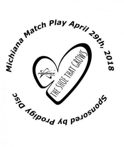 Michiana Match Play sponsored by Prodigy Discs logo