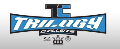 Triple Trilogy Challenge 1/3 Sponsored by London Disc Golf Community logo