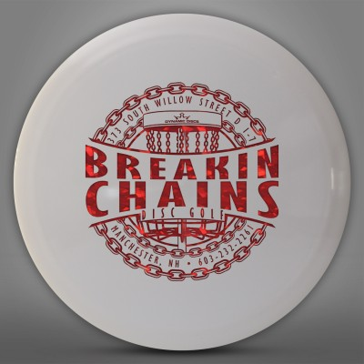 Breakin Chains Disc Golf Presents: Birch Park Tag League logo