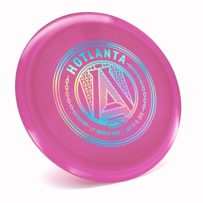 22nd Annual Hotlanta presented by Innova Discs logo