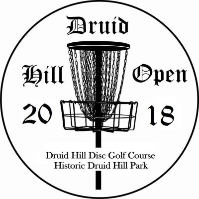 Druid Hill Open logo
