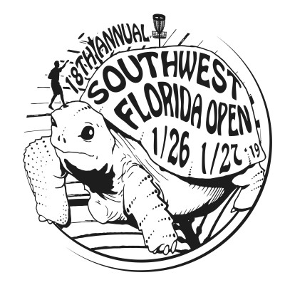18th Annual Southwest Florida Open presented by Sun King logo