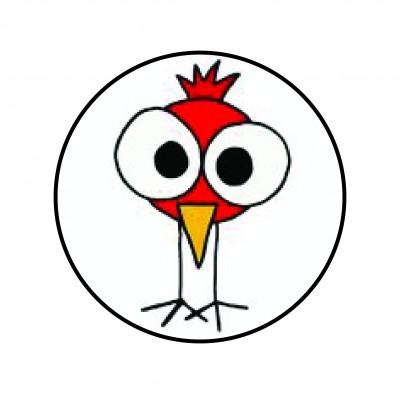 Virginia Cardinal - I81DGS Finale Finale logo