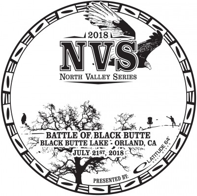 NVS: Battle of Black Butte presented by Latitude 64 logo