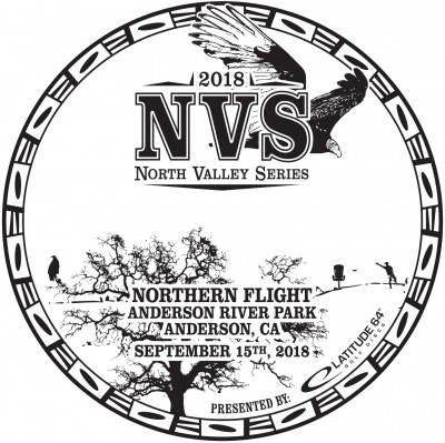 NVS: Northern Flights presented by Latitude 64 logo