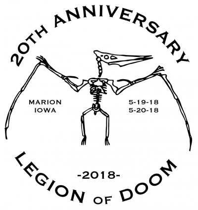 Legion of Doom 2018 logo