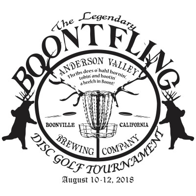 The Legendary BoontFling 2019 logo