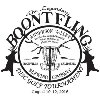 The Legendary BoontFling 2019 logo