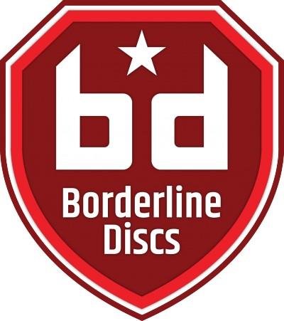"Borderline Discs ""Show and Throw 2"" - Flex Start logo"