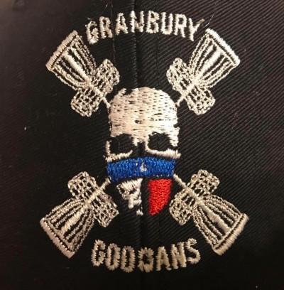 Granbury Trilogy Challenge 2018 logo