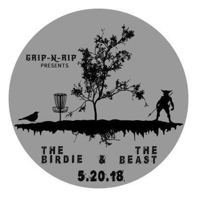 Birdie and the Beast Practice Fundraiser logo