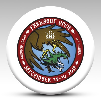 Farragut Open 2018 Sponsored By Dynamic Discs (AM) logo